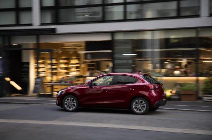 Mazda 2 Takumi