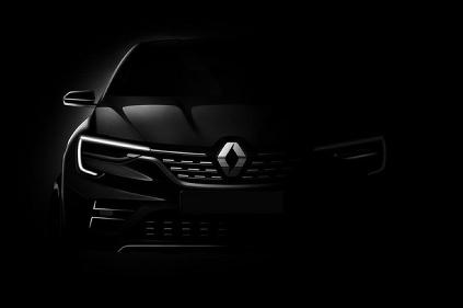 Renault Koleos kupé