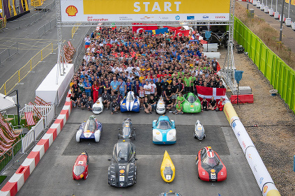 Shell Eco-marathon Europe 2018