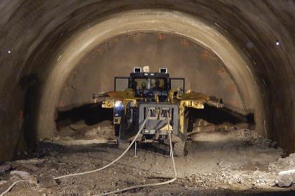 Tunel Čebrať