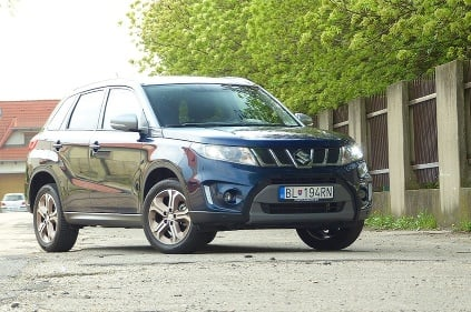 test suzuki vitara copper edition 1 6 4wd mt v najlep ej forme. Black Bedroom Furniture Sets. Home Design Ideas