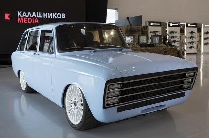 Kalašnikov CV-1