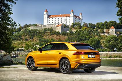 Audi Q8 výroba