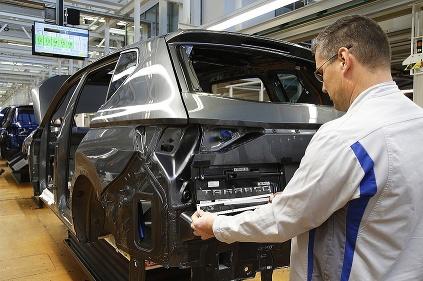 SEAT Tarraco výroba