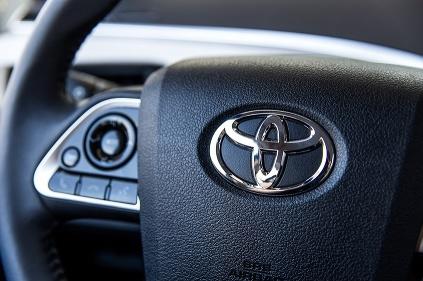 Toyota najvyhľadávanejšia značka