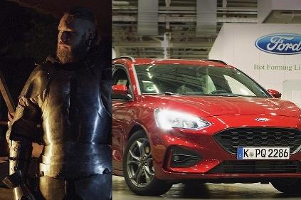 Ford Hotforming
