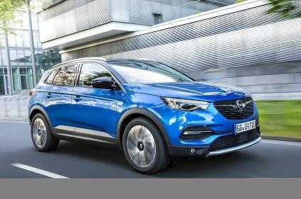 Opel Grandland X PHEV