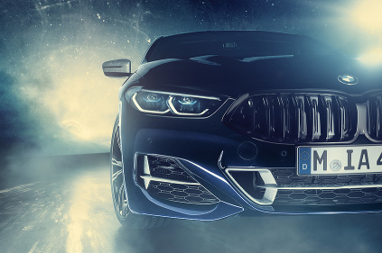BMW M850i xDrive Coupe