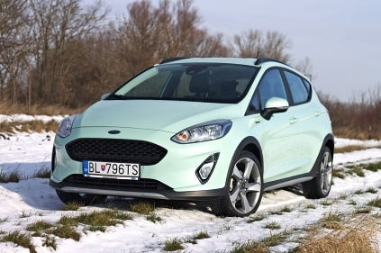 Ford Fiesta Active 1,0