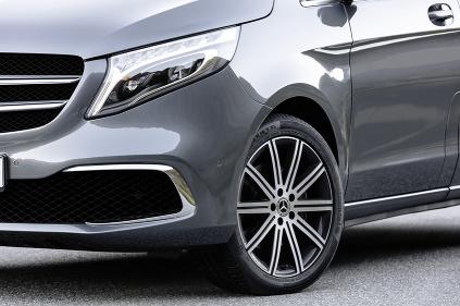 New Mercedes Class V