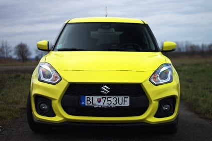 Suzuki Swift Sport 2019