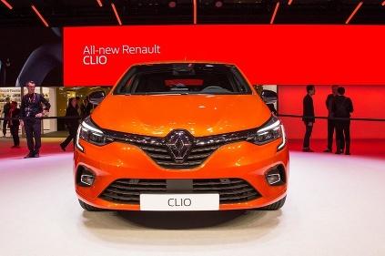 Renault Clio 2019 Ženeva