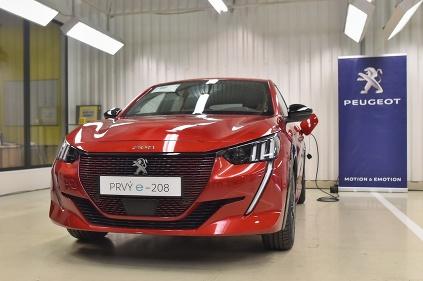 PSA Peugeot 208