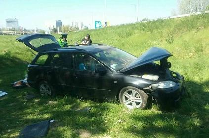 Nehoda prístavný most Bratislava