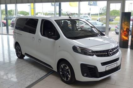 Opel Zafira Life 2021 Price - Car Wallpaper