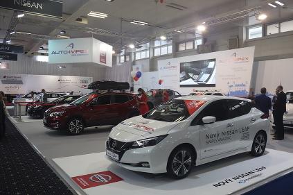 Autosalón v Bratislave 2019