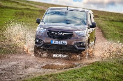 Opel Combo Cargo Van