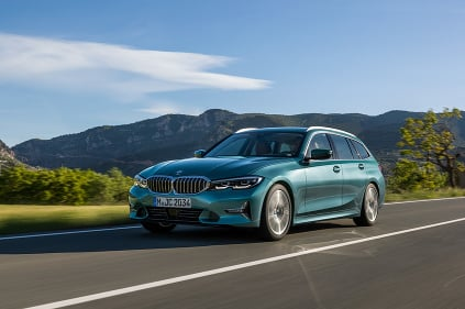 Photo New Bmw 3 Series Touring More Space More Fun And Another
