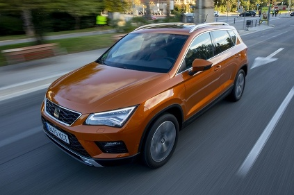 SEAT Ateca kable