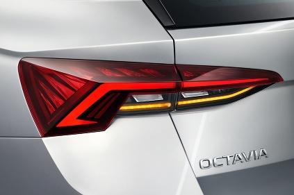 Škoda Octavia 4.