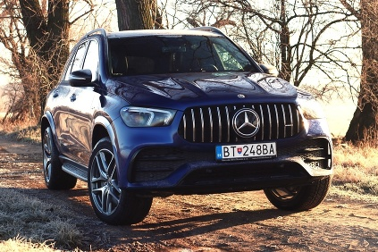 Mercedes GLE 53 4MATIC