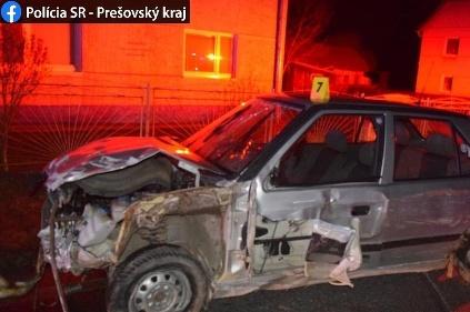 Nehoda Makovce