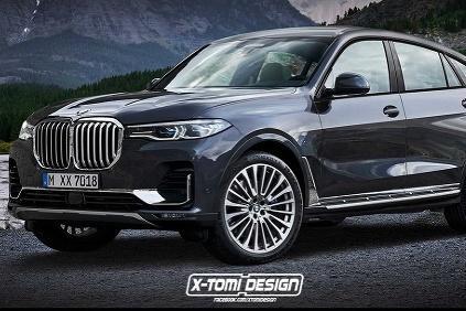 BMW X8