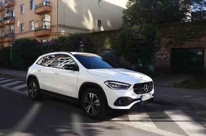 Mercedes GLA 200d 2020
