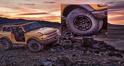Ford Bronco má problém.