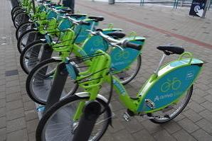Zdieľané bicykle sa vracajú