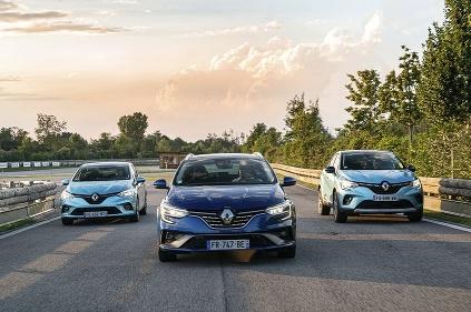 Tri nové hybridy od