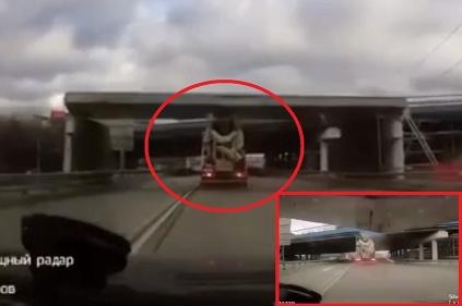VIDEO Vodič domiešavača ignoroval