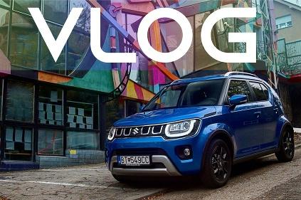 Vlog Suzuki Ignis