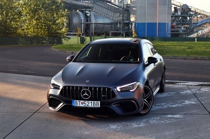 Mercedes-AMG CLA45 4Matic+