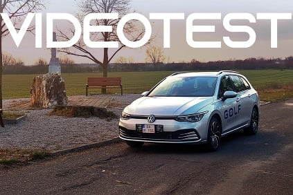 Videotest: Volkswagen Golf Variant