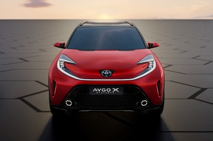 Toyota Aygo X Пролог