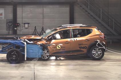 VIDEO Dacia Sandero/Logan: nebezpečné