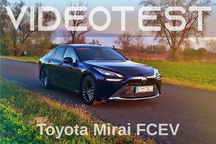 Toyota Mirai FCEV