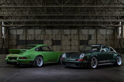 Singer DLS verzia Porsche