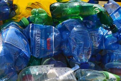 PET fľaše