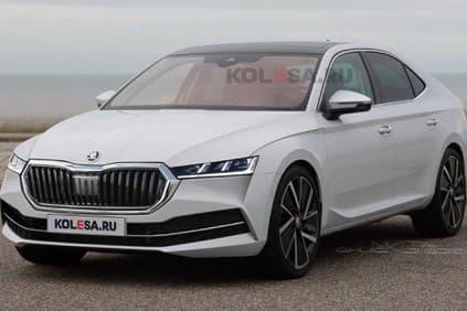 Škoda Superb 2023