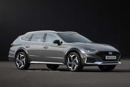 Hyundai Sonata SW а