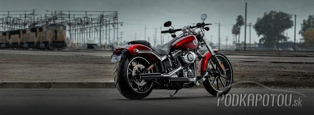 1bcf74590 Harley-Davidson oslavuje 110 rokov od založenia, má nové modely ...
