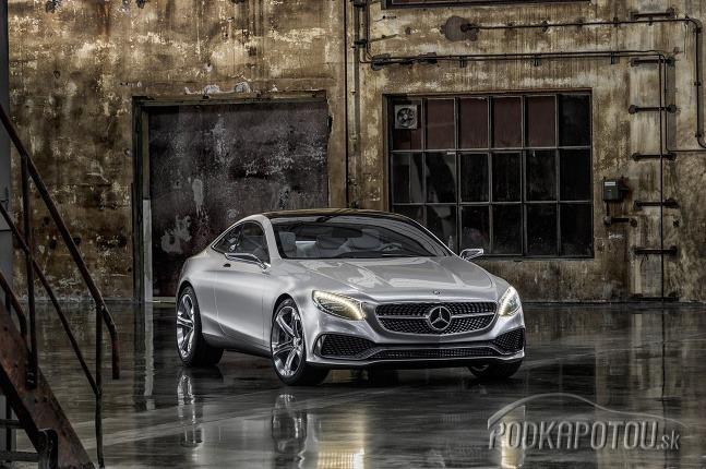 Mercedes-Benz CL Concept Coupé