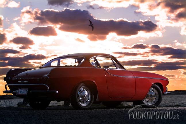 Volvo P 1800 je