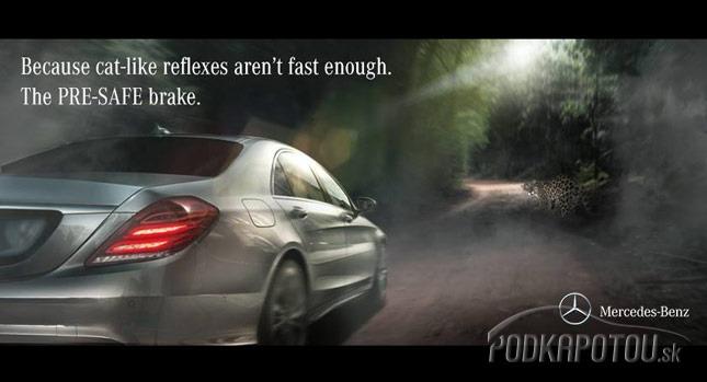 Jaguar vs Mercedes. Kto