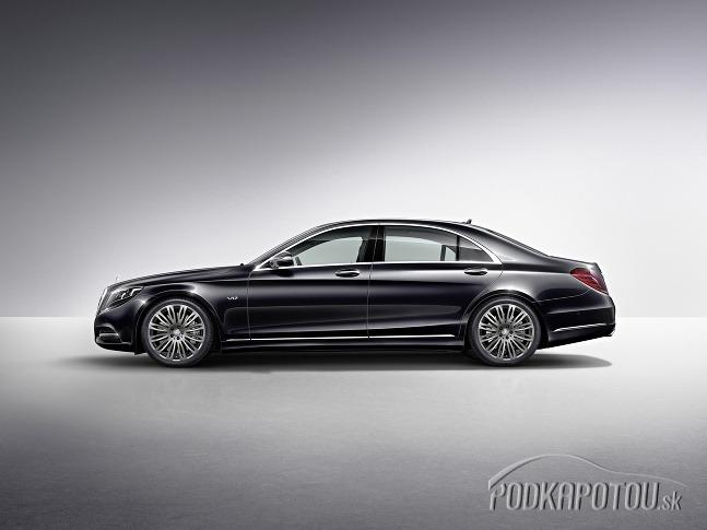 Mercedes-Benz S 600 sa