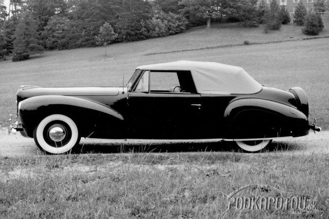 Lincoln Continental Coupe (1940)