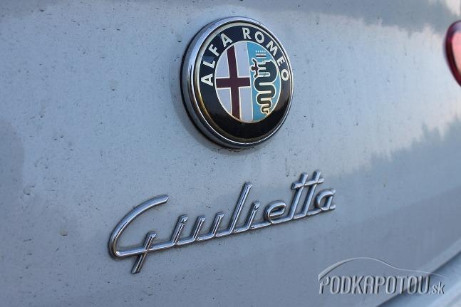 8d38da761 JAZDENÉ AUTO: Alfa Romeo Giulietta 1,4 T MultiAir – láska po prvej ...