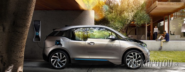 BMW i Wallbox Pro